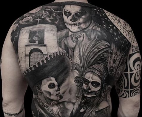 Three Questions to Ask a Black and Grey Tattoo Artist
